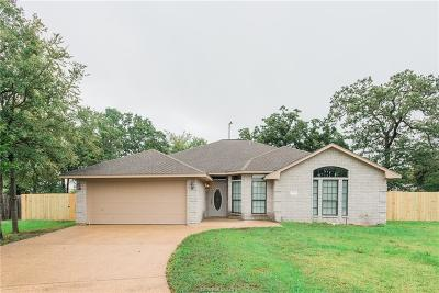 College Station Single Family Home For Sale: 1414 Elkton Court