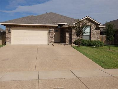 College Station Single Family Home For Sale: 1009 Emerald Dove