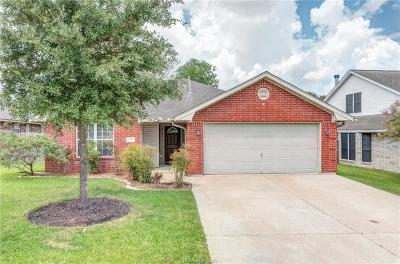 College Station Single Family Home For Sale: 1303 Mullins Loop S