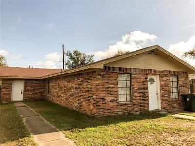 Bryan Multi Family Home For Sale: 2805 Sprucewood Street