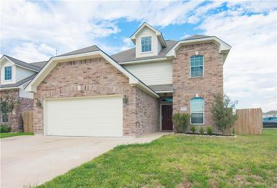 College Station Single Family Home For Sale: 6917 Appomattox Drive