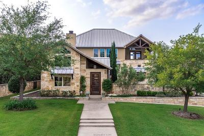 College Station Single Family Home For Sale: 5203 Whistling Straits Court