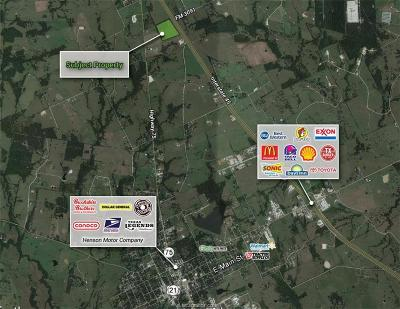 College Station, Bryan, Iola, Caldwell, Navasota, Franklin, Madisonville, North Zulch, Hearne Residential Lots & Land For Sale: 0000 I-45