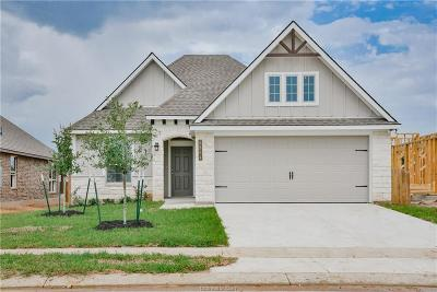 College Station Single Family Home For Sale: 3864 Still Creek Loop