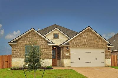 College Station Single Family Home For Sale: 4010 High Creek Court