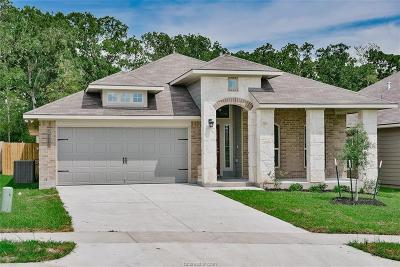 Bryan Single Family Home For Sale: 2111 Stubbs Drive