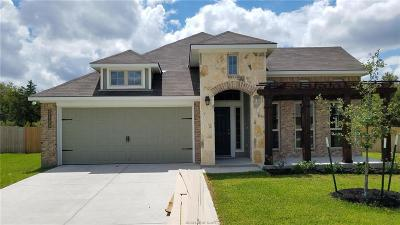 Bryan Single Family Home For Sale: 2125 Stubbs Drive