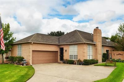 Bryan TX Single Family Home For Sale: $295,000