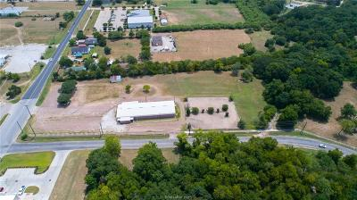 Bryan Commercial For Sale: 701 Palasota Drive