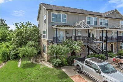College Station Condo/Townhouse For Sale: 1725 Harvey Mitchell #221