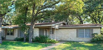 Bryan Single Family Home For Sale: 4205 Oaklawn Street
