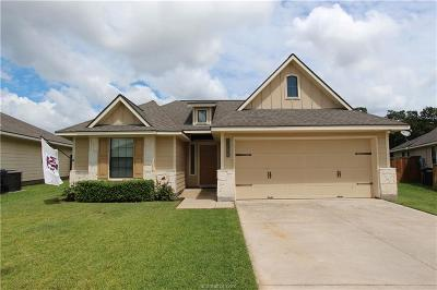 College Station Single Family Home For Sale: 3704 Stevens Creek Court
