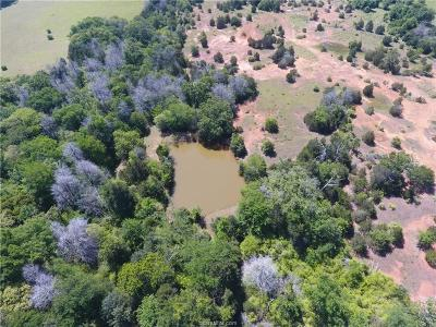 College Station, Bryan, Iola, Caldwell, Navasota, Franklin, Madisonville, North Zulch, Hearne Residential Lots & Land For Sale: 2624 Fm 1644