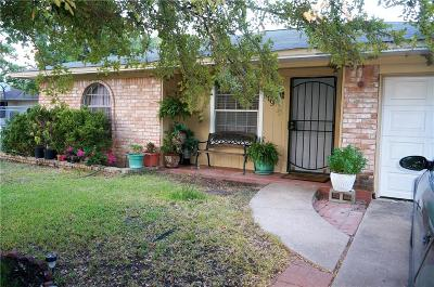 Bryan TX Single Family Home For Sale: $144,500