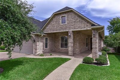 Bryan Single Family Home For Sale: 3910 Park Meadow Lane