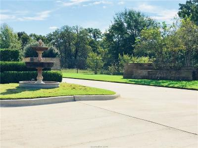 College Station Residential Lots & Land For Sale: 4932 Holden Circle