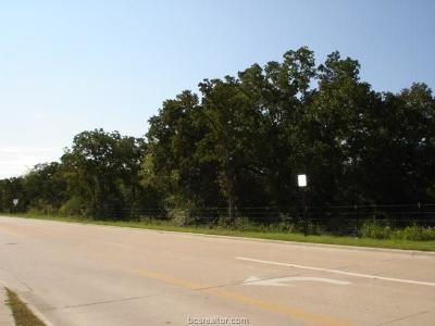 College Station Residential Lots & Land For Sale: - Barron Cut-Off Road