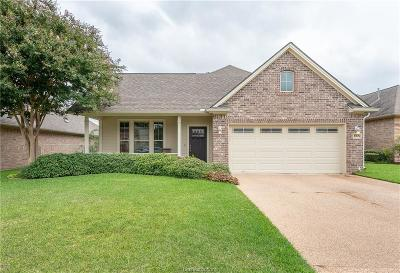 Bryan , College Station  Single Family Home For Sale: 3905 Faimes Court
