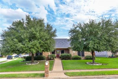 College Station TX Single Family Home For Sale: $218,900