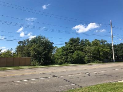 Bryan Residential Lots & Land For Sale: 4016 South Texas Avenue