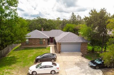 Bryan , College Station  Single Family Home For Sale: 1006 Holleman Drive