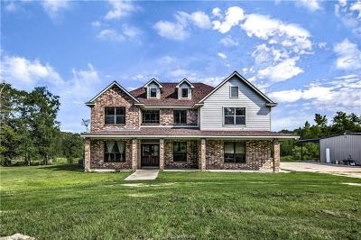Single Family Home For Sale: 39622 Chambers Road