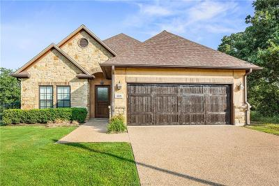 Bryan TX Single Family Home For Sale: $529,000