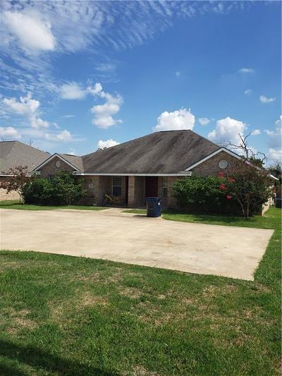 Brazos County Multi Family Home For Sale: 3541 Paloma Ridge Drive