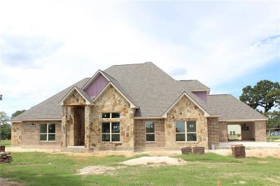 Bryan Single Family Home For Sale: 7813 Old Reliance Road