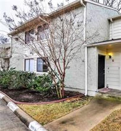 Bryan TX Condo/Townhouse For Sale: $87,400
