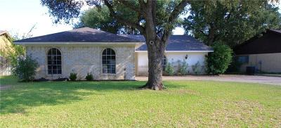 Bryan Single Family Home For Sale: 4005 Oak Bend Drive