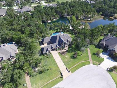 Brazos County Single Family Home For Sale: 5365 Majestic Oaks Court