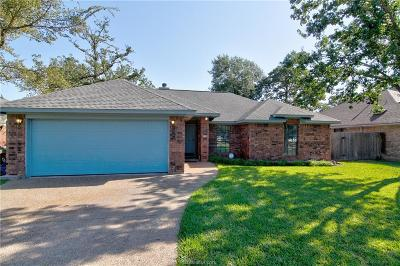 Brazos County Single Family Home For Sale: 2811 Rayado Court