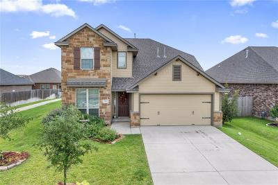 College Station TX Single Family Home For Sale: $347,500