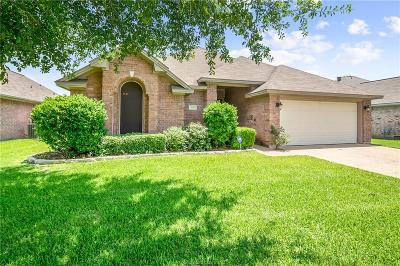 College Station Single Family Home For Sale: 3615 Graz Drive