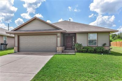 Bryan TX Single Family Home For Sale: $152,000