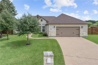 Bryan TX Single Family Home For Sale: $294,900