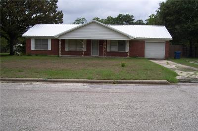 Navasota Single Family Home For Sale: 311 North Post Oak Street