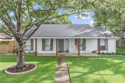 Bryan Single Family Home For Sale: 2304 Windsor Drive