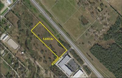 College Station Residential Lots & Land For Sale: 390 Harvey Mitchell Highway
