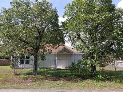 Bryan Single Family Home For Sale: 2312 Cavitt Avenue