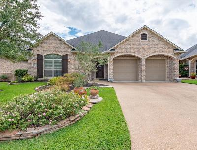 Bryan Single Family Home For Sale: 3803 Park Village Court