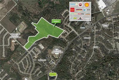 Bryan Residential Lots & Land For Sale: 3591 Luedecke Lane
