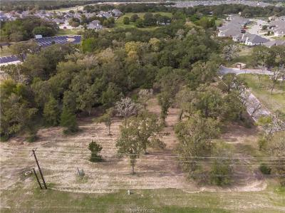 Bryan Residential Lots & Land For Sale: 2700 West Villa Maria