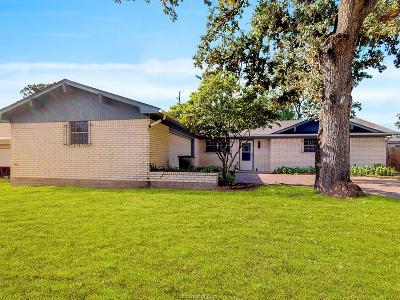 Brazos County Single Family Home For Sale: 3512 Oakside Drive