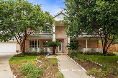 College Station Single Family Home For Sale: 9253 Brookwater Circle