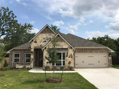 College Station Single Family Home For Sale: 2613 Belliser Court