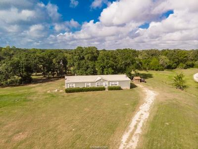 Bryan Single Family Home For Sale: 4800 Clay Hill Road