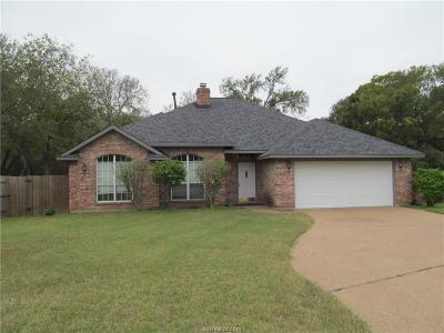 Bryan Single Family Home For Sale: 2820 Bishops Gate Circle