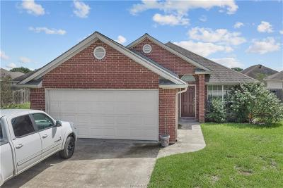 College Station Single Family Home For Sale: 1004 Bougainvillea Street